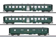 """Märklin 43385 Schnellzugwagen-Set 2 """"D96 Isar-Rhone"""" der SBB 3-teilig#NEU in OVP"""