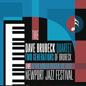 The Dave Brubeck Quartet : Two Generations of Brubeck: Live at the Apollo