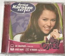 Cyrus, Miley : Artist Karaoke Series CD