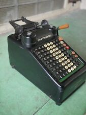Vintage Continental Adding Machine