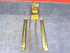 "1951-54 CHEVY CAR 1954-55 CHEVY TRUCK  11-1/4"" GM RAINBOW WIPER REFILLS  NOS 517"