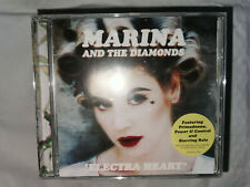 MARINA AND THE DIAMONDS Electra Heart Pop/House/Synth-Pop CD Album 12 Trx GUT!!!