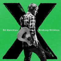 ED SHEERAN - X-WEMBLEY EDITION  CD + DVD NEU