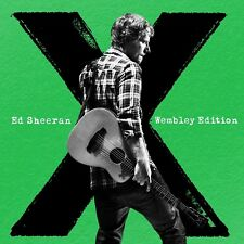 ED SHEERAN - X-WEMBLEY EDITION  CD + DVD NEUF