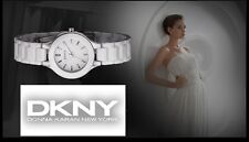 DKNY WOMEN'S LUXURY WHITE CERAMIC COLLECTION WATCH NY4886