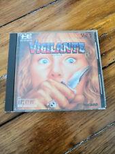 Vigilante PC Engine Nec Jeux Games HuCard Boxed Japan