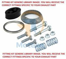 MTS 01.60895 Exhaust FITTING KIT