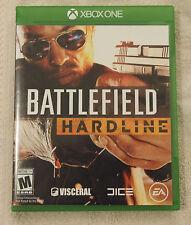 Battlefield Hardline Video Game Xbox One Dice EA