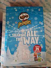 Pringles 24 Days Advent Calendar 24 x 40 Grams