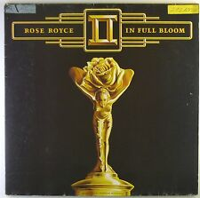 "12"" LP - Rose Royce - In Full Bloom - A2907h - washed & cleaned"