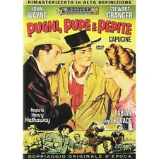 PUGNI, PUPE E PEPITE DVD
