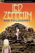 Led Zeppelin and Philosophy by Open Court Publishing Co ,U.S. (Paperback, 2009)