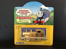 ERTL Thomas the Tank Engine Anniversary Limited Edition Gold Yellow Card 1995