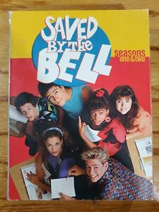 Saved By the Bell - Season 1 & 2 - DVD Set