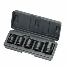 "Gedore 1646923 K 19-028 Car impact socket set 1/2"" 5 pcs hex 10-24 mm"
