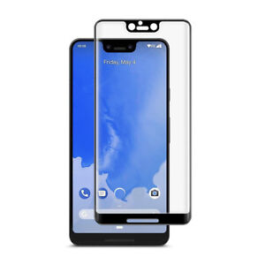 9H 3D Full Cover Tempered Glass Screen Protector Flim for Google Pixel 3 3XL