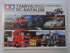 Nuevo Catálogo 2015/2016 992015 Tamiya RC