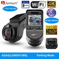 Junsun S590S 4K Ultra HD 2160p Dash Camera with GPS