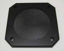 VISATON Gitter 10 PL 114x114mm Lautsprechergitter Schutzgitter für 10cm #4744