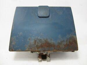 69-72 Dodge Monaco Polara Plymouth Fury Ash Tray Ashtray Blue USED