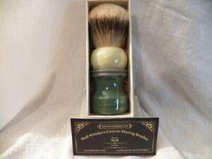 Wolf Whiskers Shaving Brush