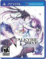 Valkyrie Drive: Bhikkhuni [Sony PlayStation PS Vita PQube Games Beat 'em Up] NEW