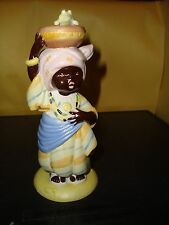 The Franklin Mint U. N. Children Diodu From Nigeria 1978 Porcelain Figurine Ex