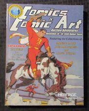 2006 HERITAGE Comics & Comic Art Catalog CAPTAIN MARVEL Crowley 422pg VF 8.0