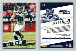 Jimmy Graham - Seahawks #11 Prestige Football 2017 Panini Trading Card