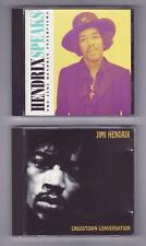 (CD) JIMI HENDRIX - Hendrix Speaks / Crosstown Conversation / 2 CD