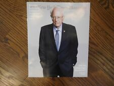 New York Times  Magazine,  Bernie Sanders  March 22, 2020 NEW