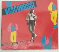 VASCO ROSSI VADO AL MASSIMO CD  EDIT NUOVO SIGILLATO