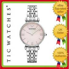 Women's Stainless Steel Strap Analog 30 m (3 ATM) Watches