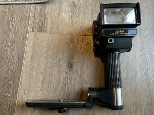 Sunpak Auto 544 Thyristor Handle Mount Flash
