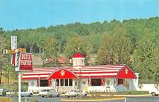 DUTCH PANTRY RESTAURANTS on Interstates~OH, KY, MI & PA Roadside Chrome Postcard