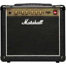 Marshall DSL5C 5W 1x10 Tube Guitar Combo with Celestion Ten-30 Black LN