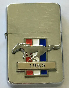 BLUE OVAL PONY LIGHTER choice of years 1964 ( including 64 1/2 ) thru to 1979