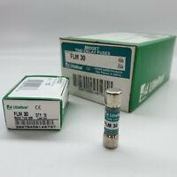 FLM-3 3 Amp Littelfuse FLM3 3 a 250V clase de retardo de tiempo enano CC Fusible