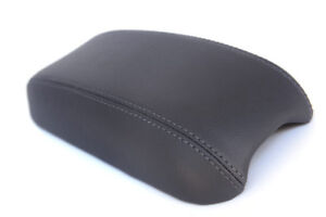 Fits 00-05 Dodge Neon Faux Leather Armrest Center Console Cover Gray