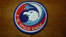UNITED STATES AIR FORCE  F-15 SPACE EAGLE  F-16 F-14   BX 13 #15