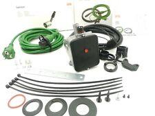 DEFA 411732 Engine Heater +40°C THERMOSTAT 1000W 230V +Cable Set 460787 5m +1,5m