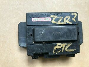 KAWASAKI ZZR600 FUSE BOXGPZ500S ZZR1100 ZXR KLE500 FUSE JUNCTION BOX 21119-1081