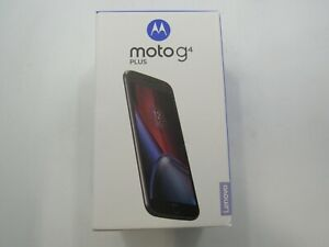 New Motorola Moto G4 Plus XT1644 White Unlocked 16GB Clean IMEI NIB 3-3505