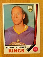 1969-70 O-Pee-Chee OPC Howie Hughes #142 Los Angeles Kings LA