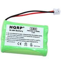 HQRP Battery for ATT AT&T E5912B E5913B E5914 E5914B Home Cordless Phone