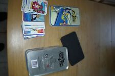 Club Penguin Card Jitsu Trading Cards Collectors Tin with cards