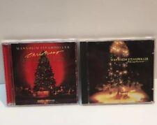 Lot Of 2 CDs Mannheim Steamroller Christmas Fresh Aire & Extraordinaire
