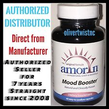 BIONEURIX AMORYN ANXIETY RELIEF, STRESS RELIEF, ST JOHNS WORT