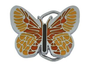 "Butterfly Belt Buckle Fits belt up 1.25"" Width hebilla de cinturón de mariposa"