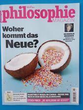 Philosophie Magazin  Februar/März Nr.02/2018 ungelesen 1A absolut TOP